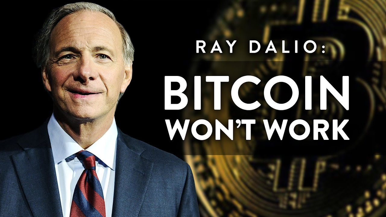 Ray Dalio: 3 BIG Problems With Bitcoin