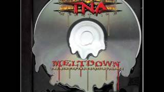 TNA meltdown soundtrack gold metal (kurt angle)