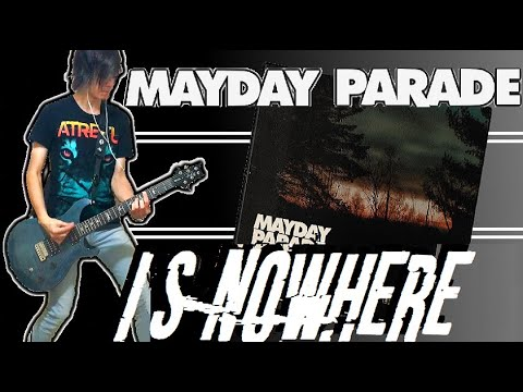 Mayday Parade - Is Nowhere Guitar Cover (w/ Tabs)