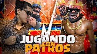 MINI STREAM! JUGANDO VS PATROCINADORES! FT. DARK LIGHT Y LUCASXGAMER!! 😎 CLASH ROYALE