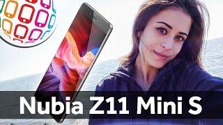 ZTE Nubia Z11 Mini S - роскошный смартфон с безупречной камерой