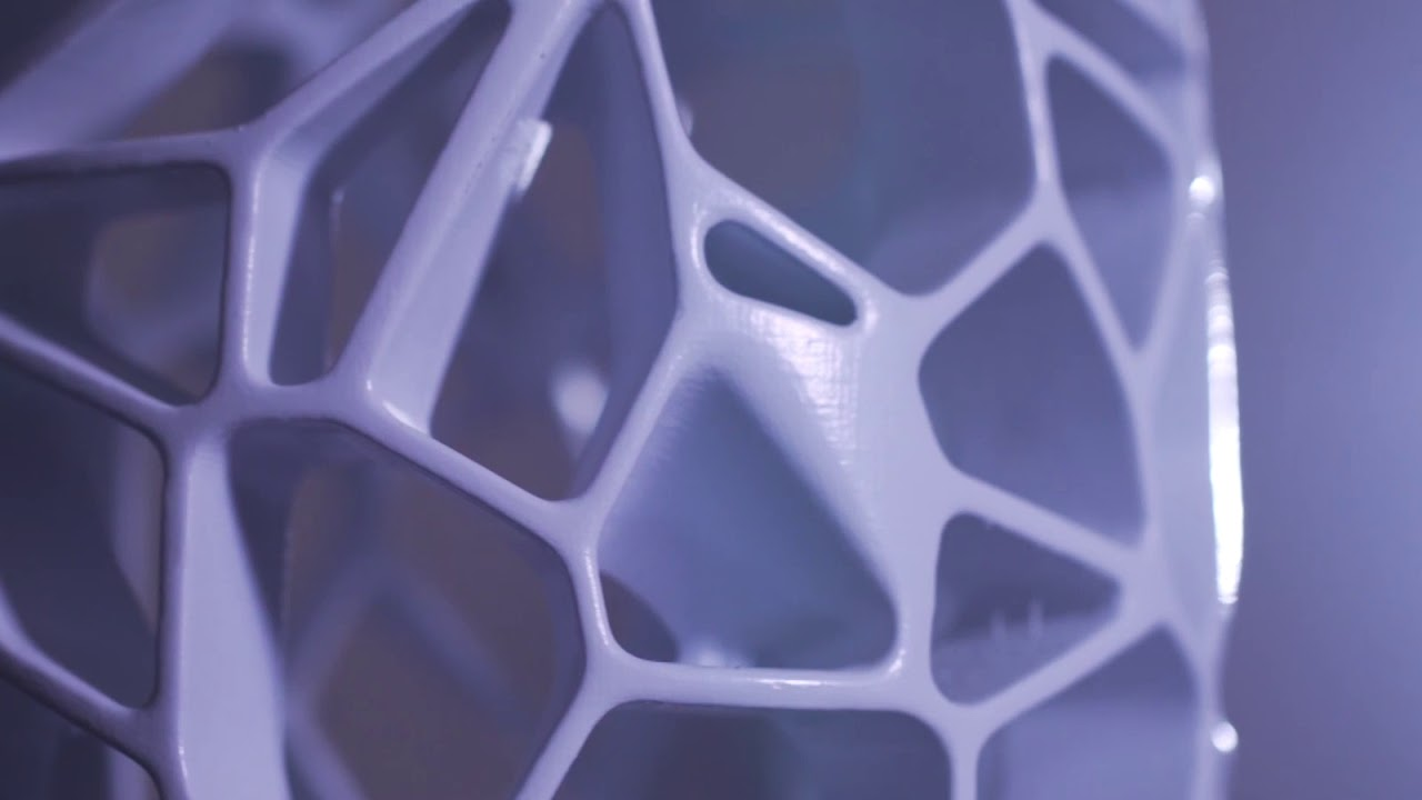 video UnionTech RSPro800 3D Printer