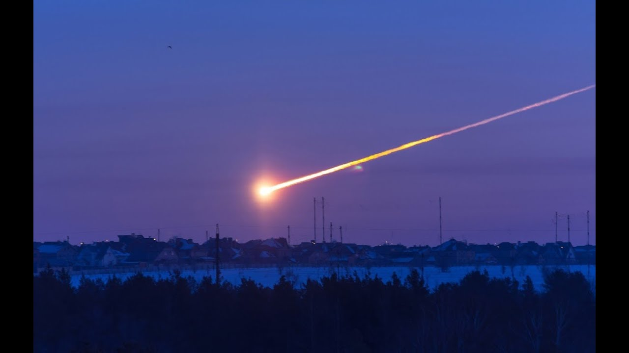 Meteor Hits Russia Feb 15, 2013 - Event Archive