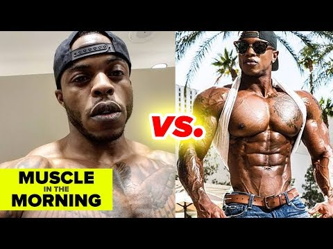 PHYSIQUE BEEF! FERGUSON VS. HENDRICKSON! Muscle in the Morning (4/18/18)