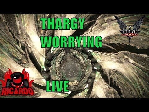 Elite Dangerous Thargy Worrying ! live Poke Thargoids - Thargoid Attacks