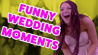 ☺ AFV (NEW!) Wedding Bloopers & Funny Moments of 2016 (Funny Clip Montage)