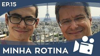 Paris - tome alguns cuidados e curta a cidade - Minha Rotina - Ep 15