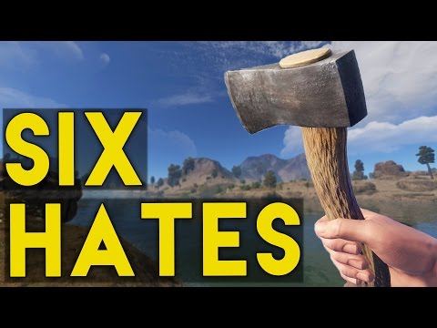 6 Things I Hate About Survival Games (Rust, Ark & Others) thumbnail