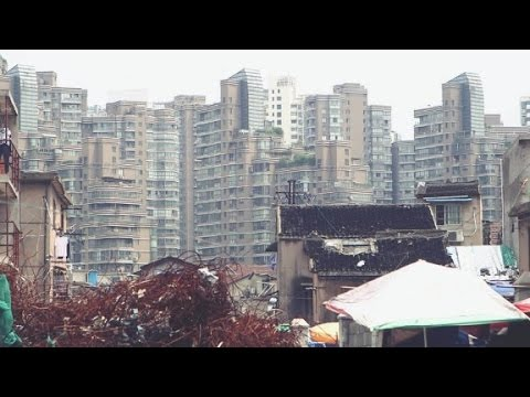 Homeowners defy Shanghai developers