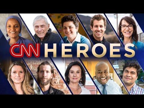 The CNN SuperHero is ...