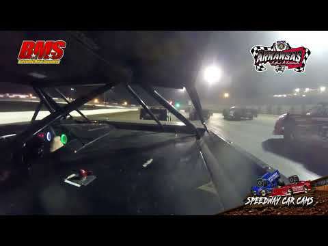 #2 Mike Minor - Kajun Mini Stock - 9-15-18 Batesville Motor Speedway - In Car Camera
