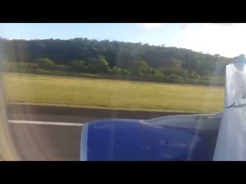 A330-200 Air Caraïbes Flight TX541, Takeoff from PTP (Guadel