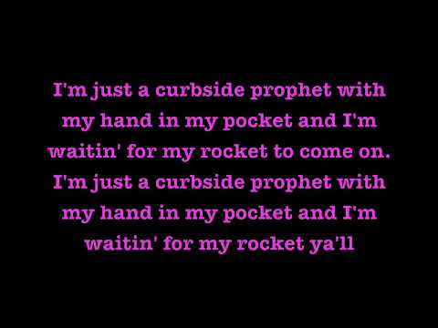 Curbside Prophet - Jason Mraz [LYRICS]