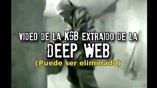 Proyecto de la KGB extraído de la DEEP WEB