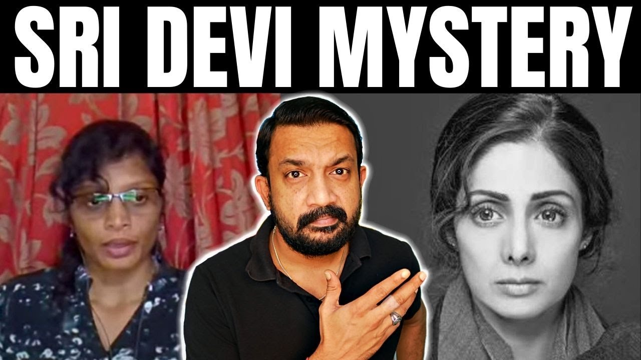 SRI DEVI CASE EXPOSED BY DEEPTI PINNITI | TAMIL | DUBAI TAMIZHAN | SSR