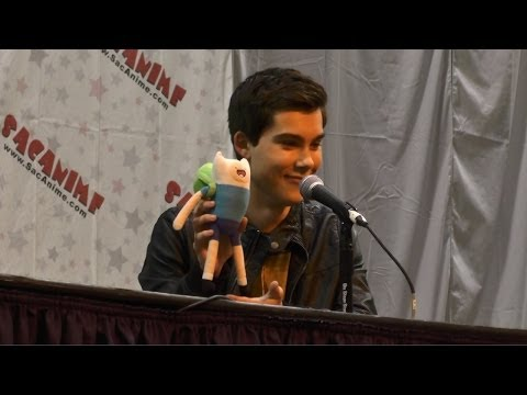 Winter Sac-Anime 2014 Adventure Time Panel - Part 2