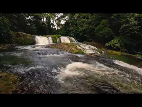 Sound of Nature 10 HOURS: Waterfall Sounds MEDITATION, DEEP SLEEP, ZEN, HD