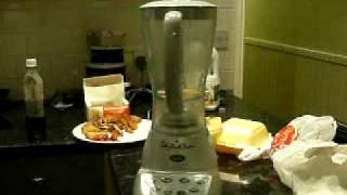 Disgusting Smoothies (milk,pepper,ketchup,potatoe Wedges,hot Wings)