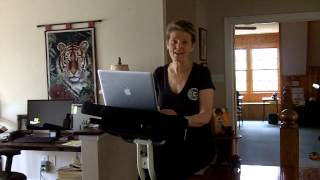 Barbara Hemphill On Fitness & Productivity-dfit And Fit Desk