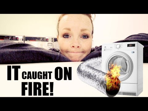 IT CAUGHT ON FIRE! |Somers In Alaska Vlogs