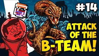 minecraft coven witches new base attack of the b team ep 14 hd