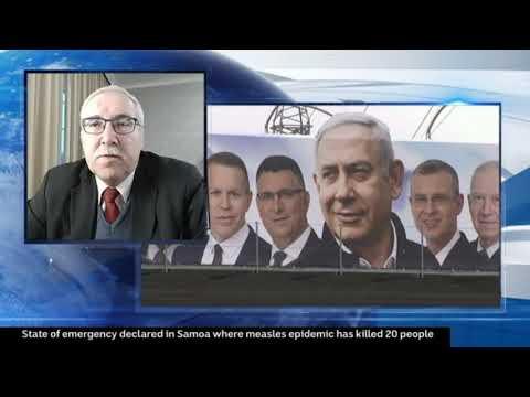 Prof. Gerald Steinberg, ABC World, Discussing Netanyahu, December 2019