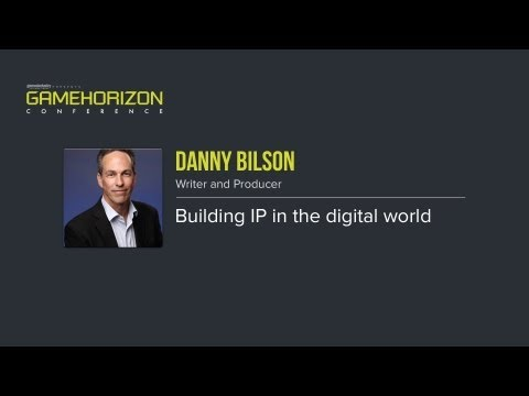 GameHorizon 2013 - Building IP in the digital world