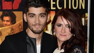 Zayn Malik's Mom Addressing His Breakup With Perrie Edwards!