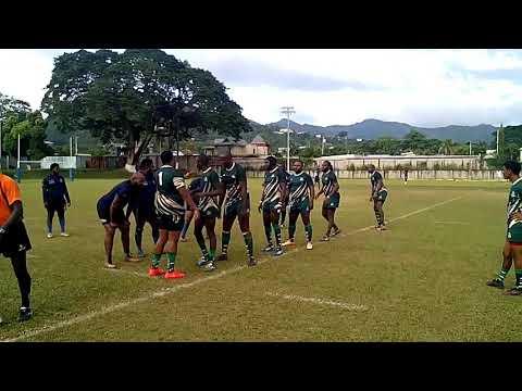 Harvard vs Police, Trinidad and Tobago rugby