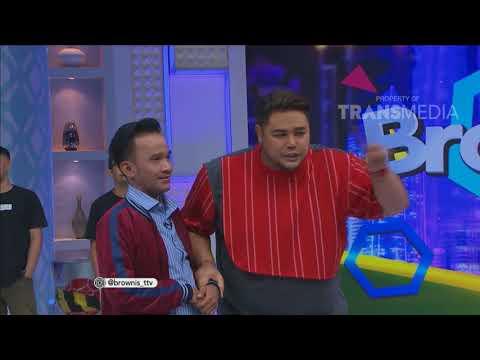 Download Youtube: BROWNIS TONIGHT - Kocak !! Igun Gak Mau Kalah Goyang (21/3/18) Part 1