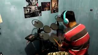 Drum cover Last Child - So'njum By Aguzrush