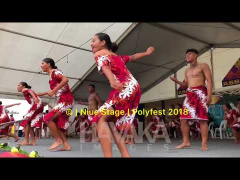 Aorere College Niue Group 2018