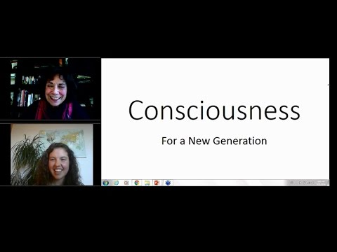 Consciousness for a New Generation - a webinar with Kate Noble, PhD