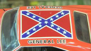 Warner Bro's announces removal of Confederate Flag from General Lee