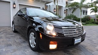 2004 Cadillac CTS Sedan for sale by Auto Europa Naples MercedesExpert.com