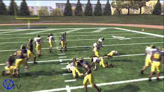 NCAA Football 12 - Fans Pay Close Attention ( Slider Set Demonstration )