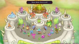 Merry Christmas in My Singing Monsters