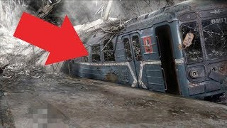 11 Hidden ABANDONED SUBWAYS & Ghost Stations
