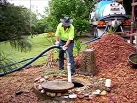 Septic Tank Cleaning in Randolph