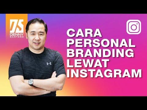 Cara Membangun Personal Branding di Instagram