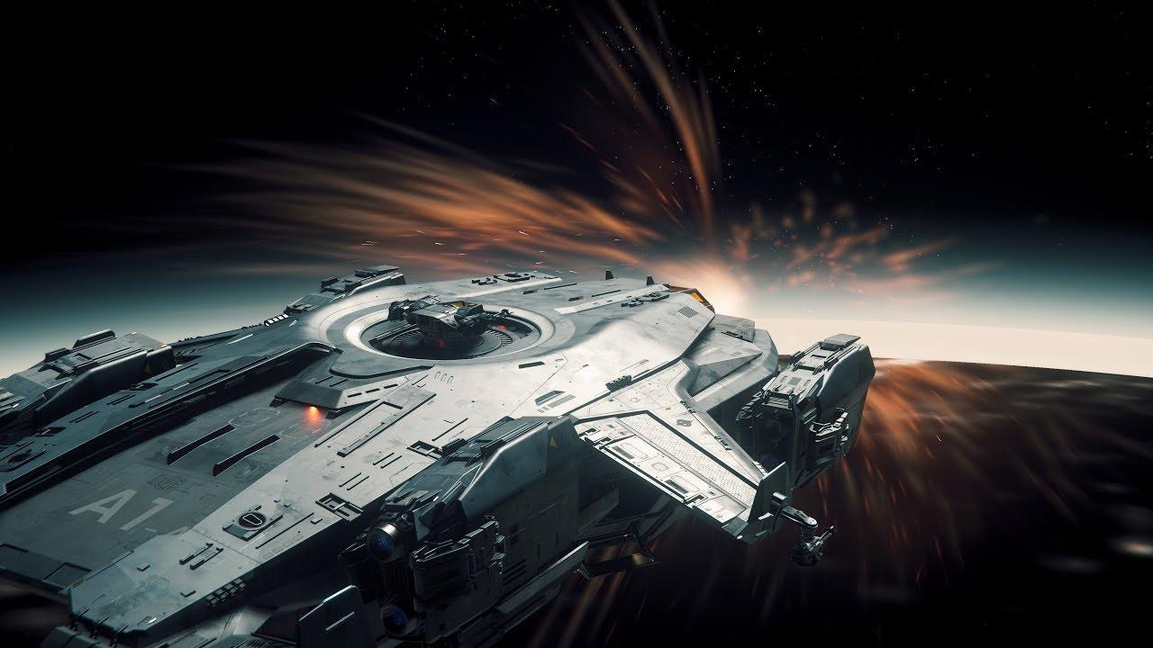 Star Citizen 3 3 0o PTU 968336 - Vehicle deployment attempt