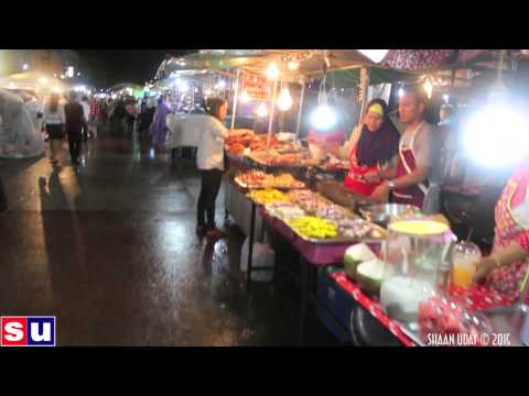 Asean Night Market | Hat Yai (1/12) | THAILAND #28