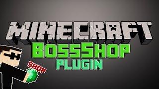 Minecraft Shop Plugin - Minecraft server leicht erstellen