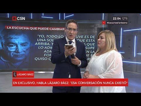 Lázaro Báez: Me decían de involucrar a Cristina para obtener la libertad
