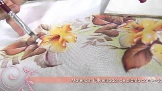 Aprenda a técnica da pintura adesivada!