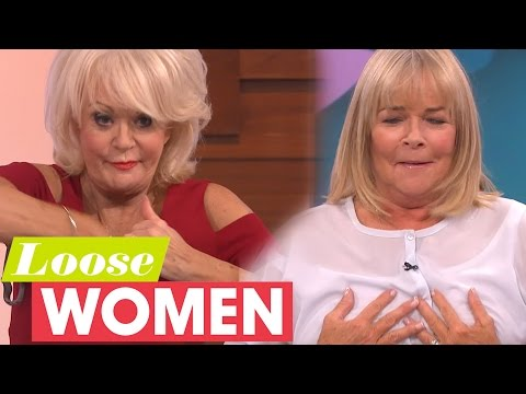 sherrie-hewson-and-linda-robson-take-their-bras-off-live-on-air!-|-loose-women