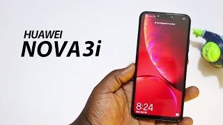 Huawei Nova 3i Unboxing and First Impressions