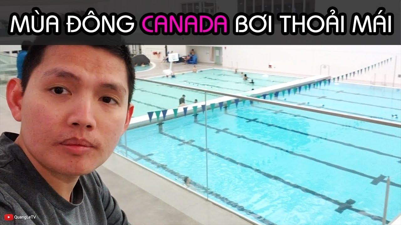 MÙA ĐÔNG Ở CANADA VANCOUVER CÓ LẠNH KHÔNG | Cuộc sống Canada | Quang Lê TV #208