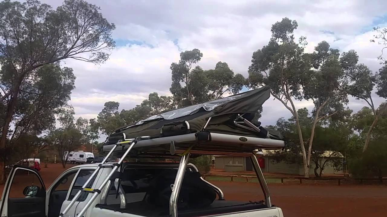 & XTM ROOF TOP TENT STANDARD. 1MIN SETUP - YouTube