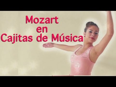 Mozart en Cajitas de Música - Música Clásica para Bebes - Efecto Mozart #